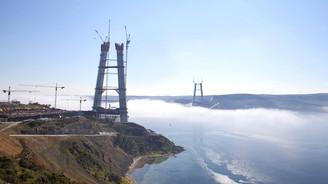 Üçüncü köprünün bağlantı yolları için yeni imar planı