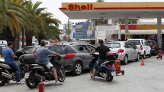 Yunanistan'da şoförlerin grevi bitti