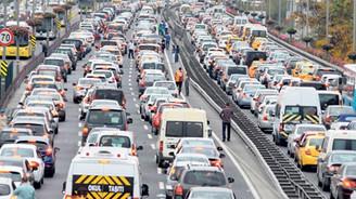 İstanbul'da pazartesi günü bu yollar kapalı