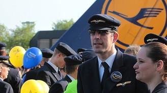 Luftansa pilotları yarın iş bırakacak