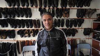 'İkinci el' ayakkabıya garantili satış