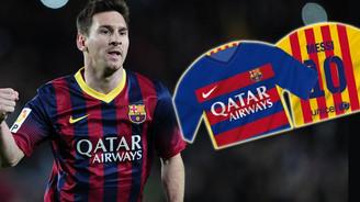Barcelona gelecek sezon yatay forma giyecek