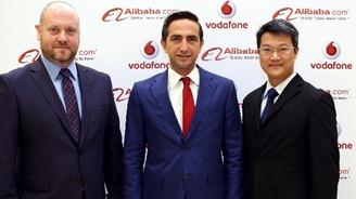 Vodafone'dan 'baba' işbirliği