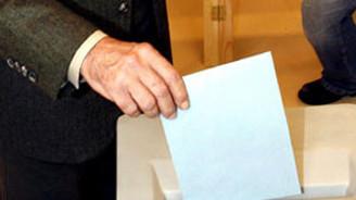 Seçim yasakları 2 Haziran'da başlıyor