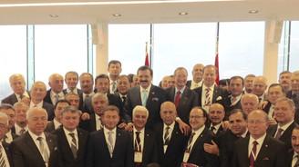 TOBB Başkanı Hisarcıklıoğlu en büyük nişanla ödüllendirildi