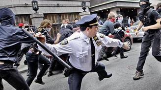 Garner protestolarında 83 kişiye gözaltı