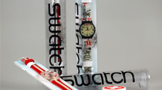 Swatch'un karı yarı yarıya arttı