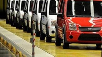 Hafif ticari araç satışları gaz kesmedi