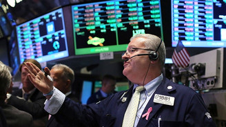 New York Borsası haftayı düşüşle kapattı
