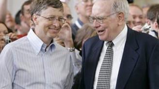 En zengin yine Bill Gates