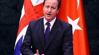 İngiltere Başbakanı Türkiye'ye gelecek