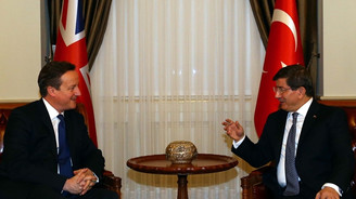 İngiltere Başbakanı Cameron Ankara'da