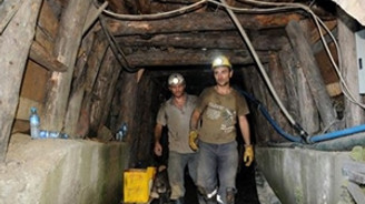 Madende iş kazası: 2 yaralı
