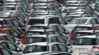 Mayıs'ta114 bin 272 motorlu taşıt daha trafiğe çıktı