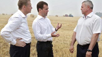 Rusya, hububatının dörtte birini kaybetti
