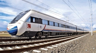 Milli hızlı trenin mühendislik ihalesi 22 Ocak'ta