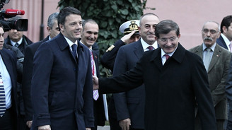 İtalya Başbakanı Ankara'da