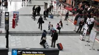 Yabancı ziyaretçi 7 ayda 15.9 milyonu geçti