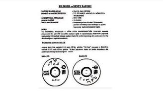 Balyoz 'delili' iki CD sahte çıktı