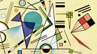 Google'dan, Kandinsky'ye özel logo