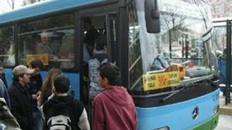 Bakanlıktan toplu taşımaya destek