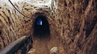 Santral inşaatında tünel çöktü, 12 işçi mahsur!