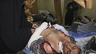 Irak'ta patlama: 60 ölü