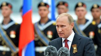 Rubleye Putin desteği