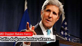 ABD: Putin doğru adımlar atarsa...
