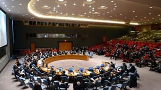 Filistin tasarısı, BM Güvenlik Konseyi'nde