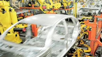 Dünya otomotiv üretimi yüzde 25 arttı