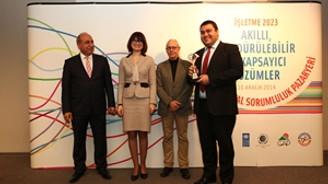 HSBC Türkiye'ye sosyal sorumlulukta 2 ödül birden