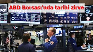 ABD Borsası'nda tarihi zirve