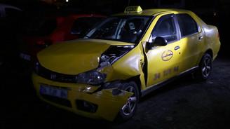 İstanbul'da taksici cinayeti!