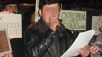 Lise öğrencisi Erdoğan'a hakaretten tutuklandı!