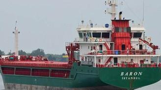 Türk gemisi battı: 11 kişi kayıp