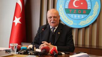 Bayraktar'dan 'üreticinin borçları ertelensin' talebi