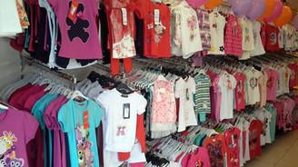 Krizin vurduğu bebe giyimciler yön değiştirdi
