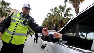 Yeni yılda alkollü araç kullanmanın cezası 844 lira