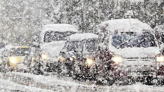 Seydişehir- Antalya yolu ulaşıma kapatıldı