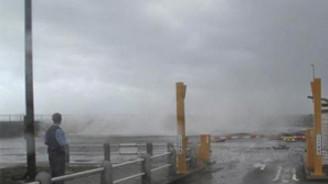 Neoguri tayfunu, Tayvan'a doğru ilerliyor