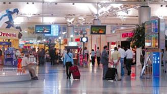 Transit yolcu sayısı rekor seviyede arttı