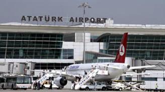 Atatürk Havalimanı ilk 10'da