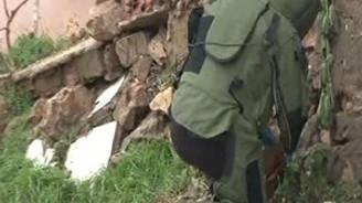 Maltepe'de bomba bulundu!