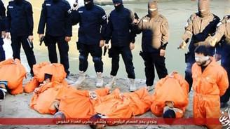 IŞİD'ten kan donduran bir infaz daha!