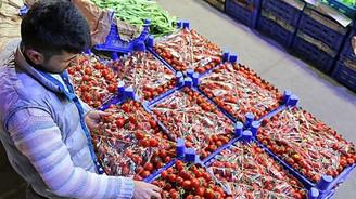 Tarım ÜFE yüzde 11.87 arttı