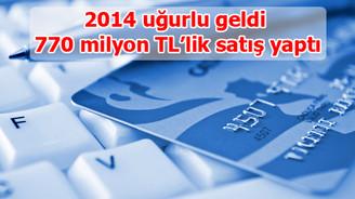 n11.com'a 2014 uğurlu geldi, 770 milyon TL'lik satış yaptırdı