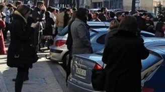 Madrid'de de bomba alarmı