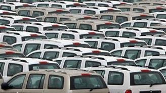 603 bin otomobil ürettik