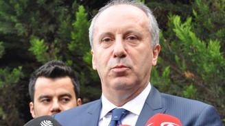 'Erdoğan'ın yerinde ben olabilirdim'
